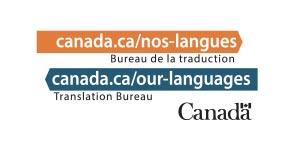 Logo Bureau de la traduction